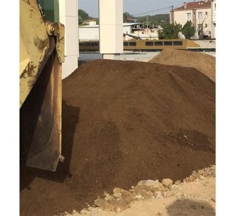 BAHÇE DÜZENLEME - Kadıköy 4 lü Karışım Toprak